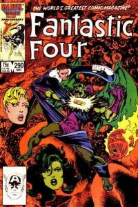 Fantastic Four (1961 series) #290, VF (Stock photo)