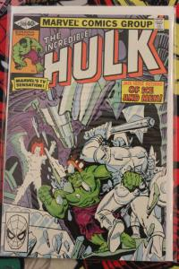 Incredible Hulk 249  9-4-nm