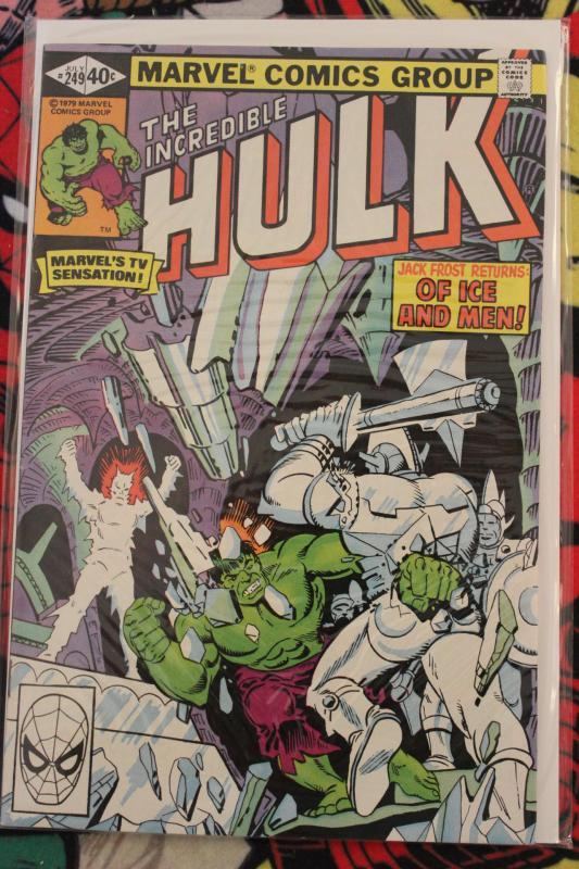 Incredible Hulk 249  9-4-nm
