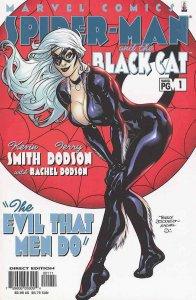 Spider-Man/Black Cat: The Evil that Men Do #1 VF; Marvel   save on shipping - de