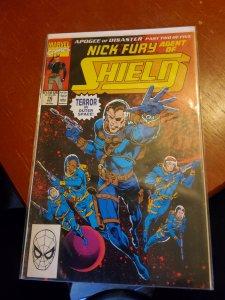 Nick Fury, Agent of SHIELD #16 (1990)