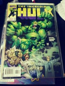 Incredible Hulk  # 461  FEB 1998, Marvel MAESTRO+THE DESTROYER THOR