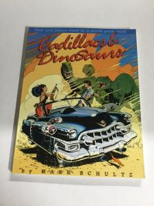 Cadillacs And Dinosaurs Oversized SC Softcover Kitchen Sink Press B19