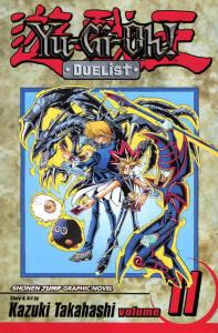 Yu-Gi-Oh!: Duelist #11 VF/NM; Viz | save on shipping - details inside