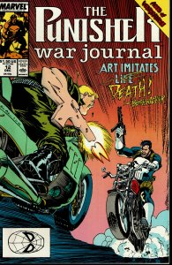 Punisher War Journal #12 - NM - 1st Series