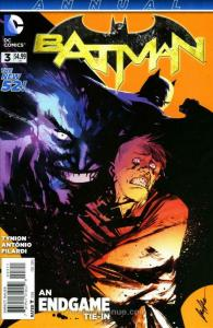 Batman (2nd Series) Annual #3 VF/NM; DC | save on shipping - details inside
