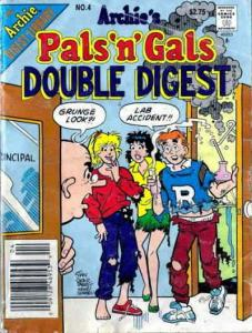 Archie's Pals 'n' Gals Double Digest #4 FN; Archie | save on shipping - details
