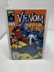 Venom: The Madness #1 #2 & #3 Marvel Comics 1993 - The Juggernaut