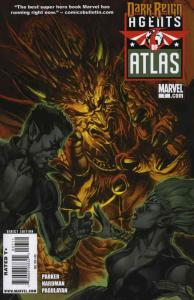 Agents of Atlas (2nd Series) #7 FN; Marvel | save on shipping - details inside