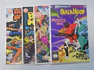 Black Hood, Set:#1-3 + Annual#1, 8.0/VF - (1983+1992)