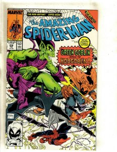 Amazing Spider-Man # 312 NM Marvel Comic Book Venom Todd McFarlane Goblin HJ9