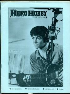 Hero Hobby #18 1969-Don Lineberger-movies-cartoon art-magic-VG/FN