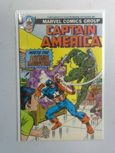 Captain America Meets the Asthma Monster #0 3.0 GD VG (1988)
