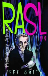 Rasl #9 FN; Cartoon Books | save on shipping - details inside