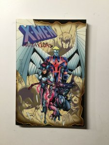 X-Men Mutations Tpb Sc Softcover Near Mint- Nm- 9.2 Marvel