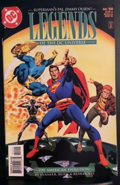 Legends of the DC Universe #14 (1999)