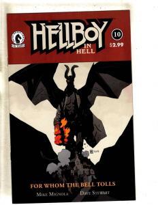 5 Comics Hellboy 10 + Bone Sourcebook + Sherlock 1 + Nonplayer 1 + Castle 1 CJ1