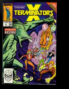 12 Comics X-Men 25 An 1 1 2 4 Alpha Omega Prime Micro 3 Uni 2 Terminat 1 2 JF26