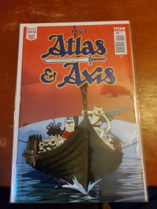 Atlas & Axis #2 (2018)