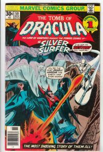 Tomb of Dracula #50 (Nov-76) VF/NM High-Grade Dracula