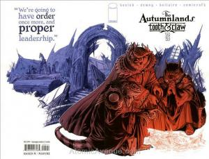 Autumnlands, The: Tooth & Claw #5 VF/NM; Image   save on shipping - details insi