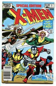 Special Edition X-Men #1 comic book-FIRST New X-MEN-1983 NM-