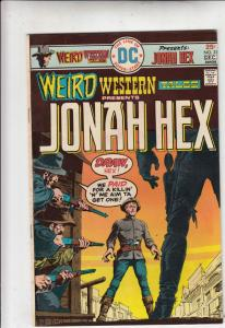 Weird Western Tales #31 (Jan-74) VF/NM High-Grade Jonah Hex