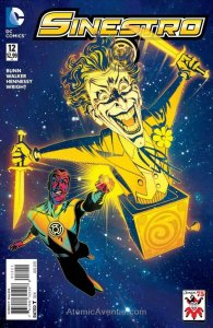 Sinestro #12A VF/NM; DC | save on shipping - details inside