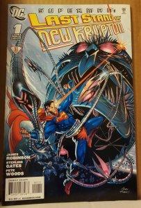 Superman: Last Stand of New Krypton #1 (2010)