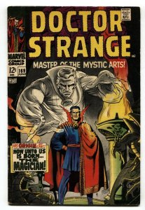 Doctor Strange #169 1st issue comic book Origin MCU-Marvel VG+