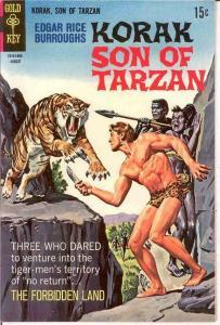 KORAK SON OF TARZAN 24 VF August 1968 COMICS BOOK