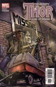 THOR (1998 MARVEL) #59 NM- AGSRJS
