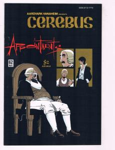 Lot Of 5 Cerebus Aardvark Vanaheim Comic Books # 62 64 66 72 75 Dave Sim MS5