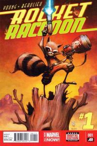 Rocket Raccoon (2014 series) #1, NM- (Stock photo)