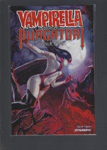 Vampirella VS Purgatori #2 Cover D