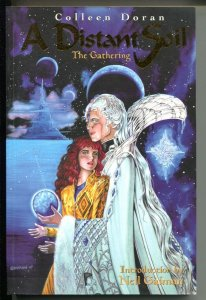 A Distant Soil: The Gathering-Coleen Doran-1999-PB-VG/FN