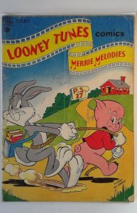 Looney Tunes and Merrie Melodies Comics #96 (1949) Dell Comics VG+ Comic Book