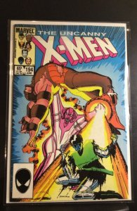 The Uncanny X-Men #194 (1985)