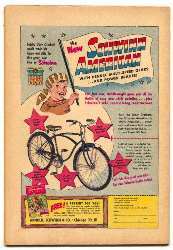 Blondie Comics #82 1955- Harvey humor FN