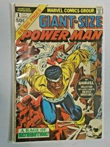 Giant-Size Power Man #1 5.0 (1975)