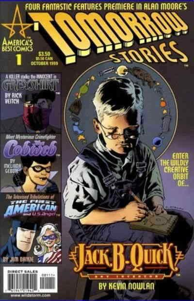 Tomorrow Stories #1A VF; America's Best | save on shipping - details inside