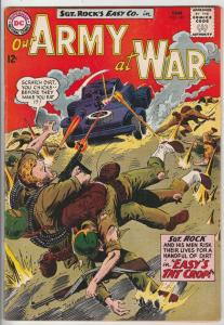 Our Army at War #143 (Jun-64) VF+ High-Grade Easy Company, Sgt. Rock