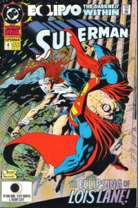Superman (1987 series) Annual #4, NM + (Stock photo)