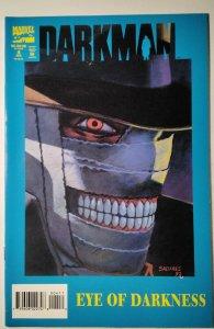 Darkman #4 (1993) Marvel Comic Book J757