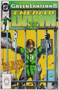 Green Lantern Emerald Dawn II (VF)