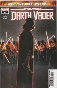 STAR WARS DARTH VADER # 11A (2021)