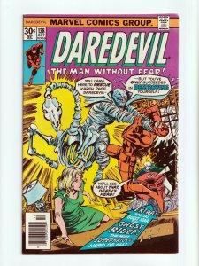 Daredevil #138 Smasher, Ghost Rider Appearance Marvel Comics 1976 VF