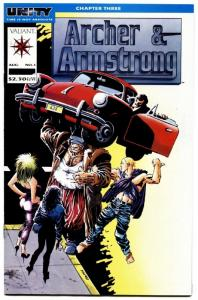 Archer and Armstrong #1 1993- 1st Issue Valiant - NM