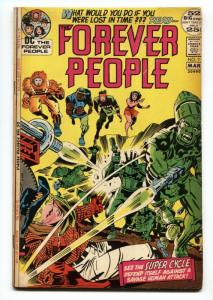 FOREVER PEOPLE #7 Origin of the New Gods COMIC BOOK