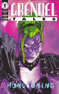 Grendel Tales: Homecoming #3